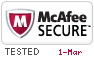 McAfee Secure 3/1/2021