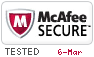 McAfee Secure 3/6/2021