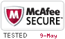 McAfee Secure 5/9/2021