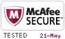 McAfee Secure 5/21/2018